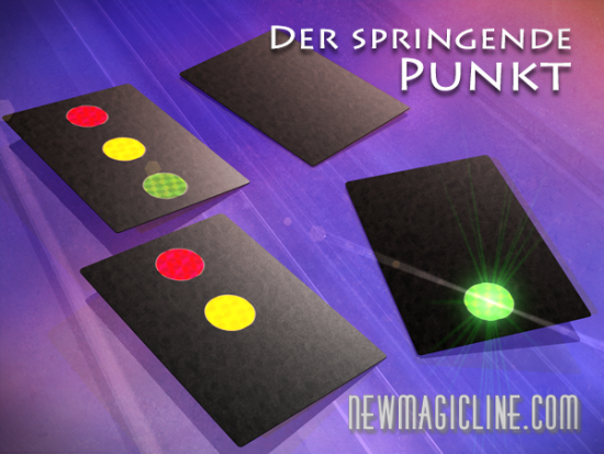Der springende Punkt - Incredible Traffic Light - Close Up Zaubertrick