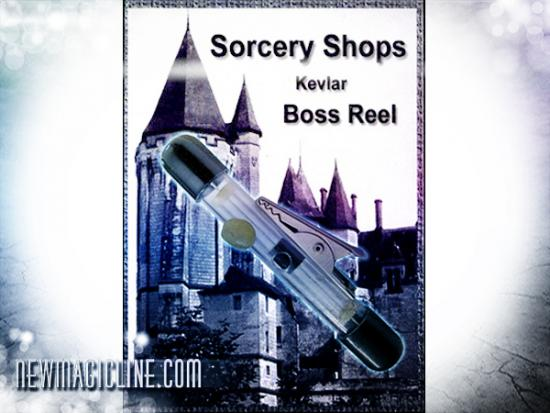 I-Boss Reel Scorcery - Kevlar Thread
