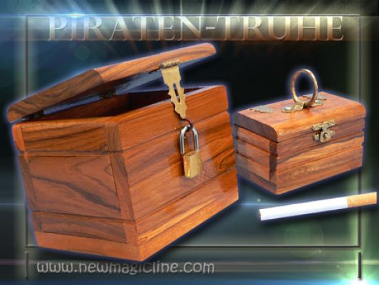 Magische Piratentruhe-Pirate Chest - Zaubertrick