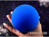Super Sponge Ball BLAU 10cm XXL