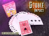 Double Impact by Cristian Ciccone - Kartentrick