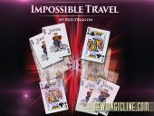 Impossible Travel by Red Dragon - Kartentrick